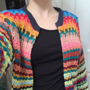 Betty Knit Cardigan by Free People